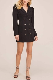 ASTR the Label Working Girl Blazer Dress - Front cropped