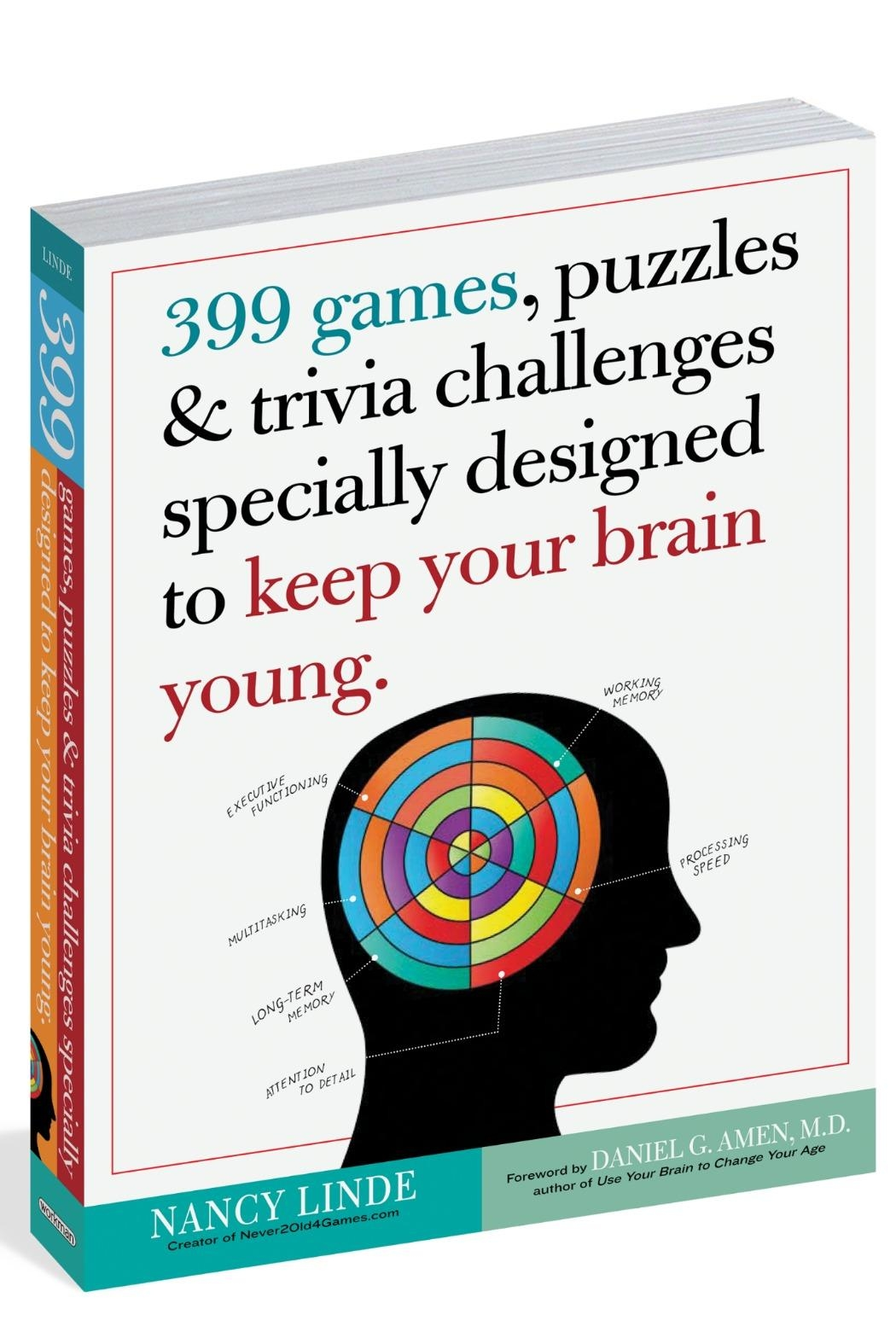 Workman Publishing 399 Games Book - Main Image