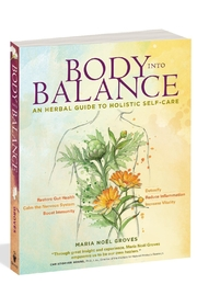 Workman Publishing Body Into Balance - Product Mini Image