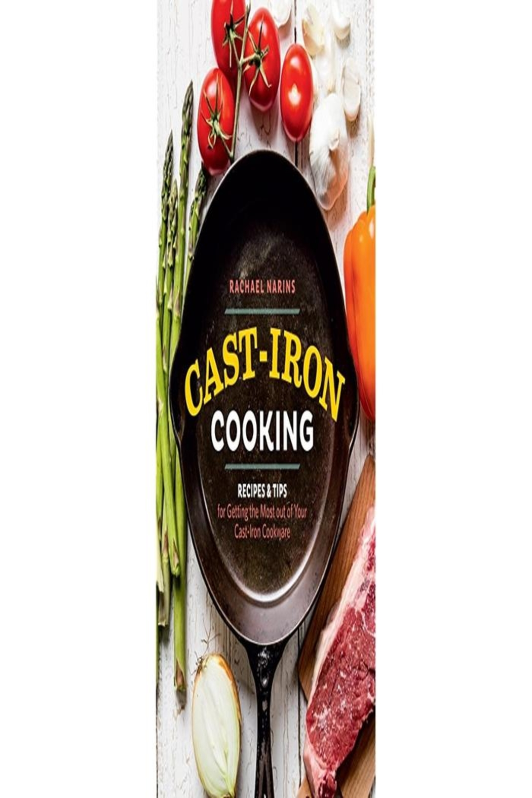 Workman Publishing Cast Iron Cooking - Main Image