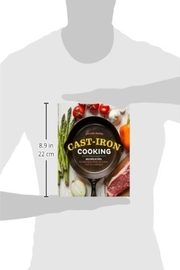Workman Publishing Cast Iron Cooking - Front full body