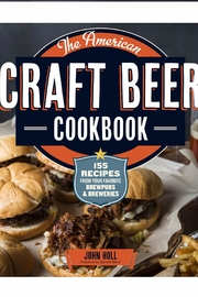 Workman Publishing Craft Beer Cookbook - Product Mini Image