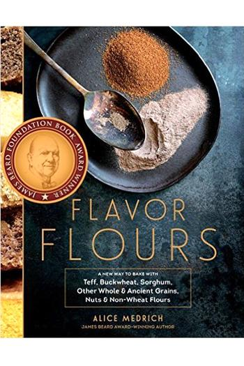 Workman Publishing Flavor Flours Book - Main Image