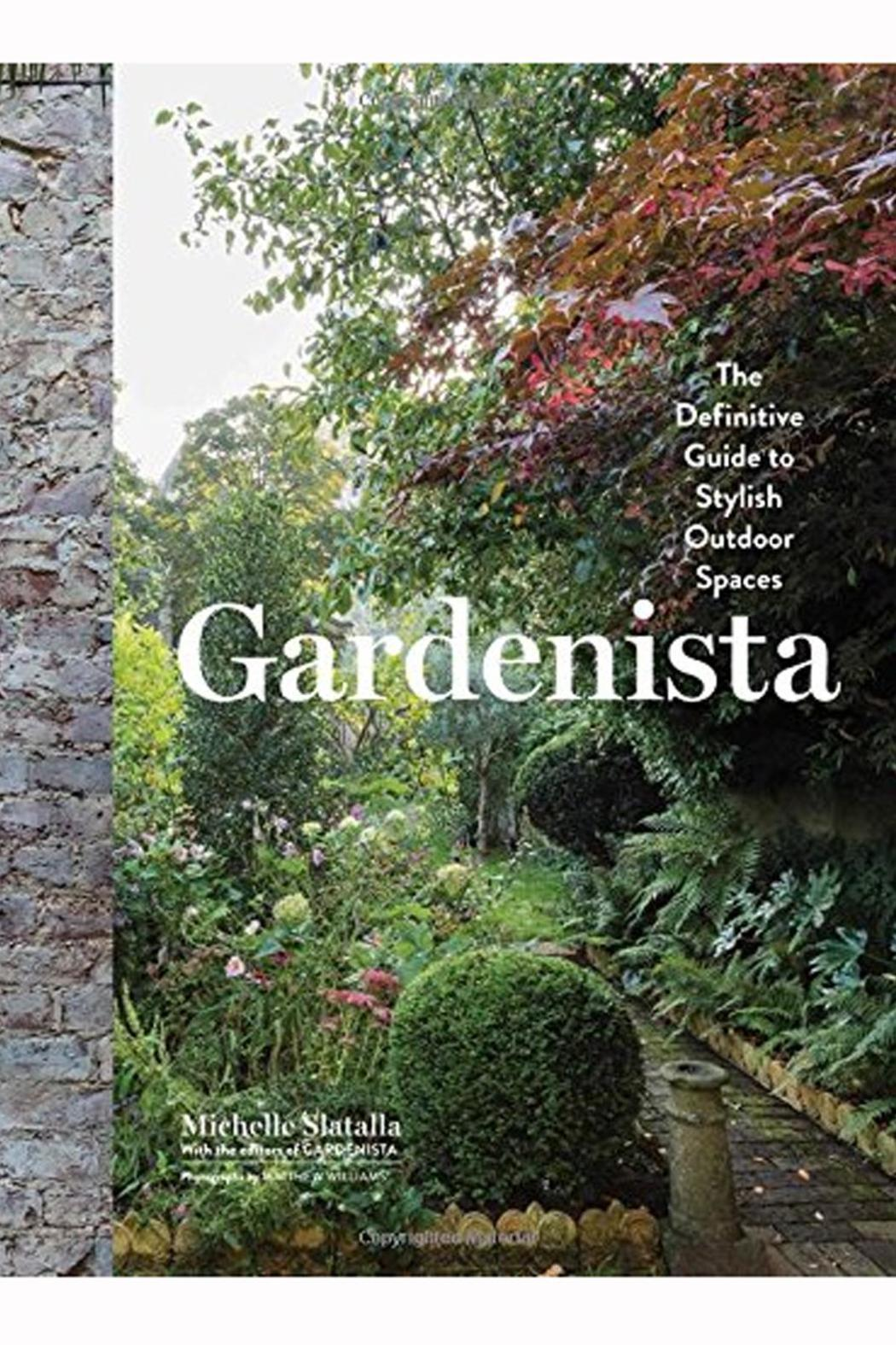 Workman Publishing Gardenista Book - Front Cropped Image