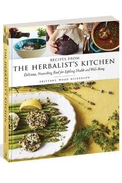 Workman Publishing Herbalist's Kitchen Recipes - Product List Image