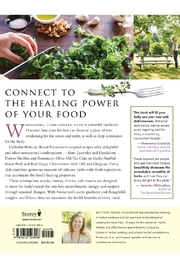 Workman Publishing Herbalist's Kitchen Recipes - Front full body