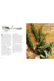 Workman Publishing Herbalist's Kitchen Recipes - Back cropped
