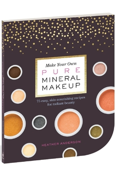 Workman Publishing Mineral Makeup Book - Product List Image