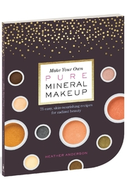 Workman Publishing Mineral Makeup Book - Product Mini Image