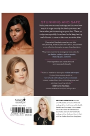 Workman Publishing Mineral Makeup Book - Front full body