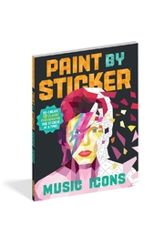 Workman Publishing Music Icons - Front cropped