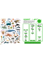 Workman Publishing Sticky Facts Animals - Side cropped