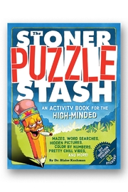 Workman Publishing Stoner Puzzle Stash - Product Mini Image