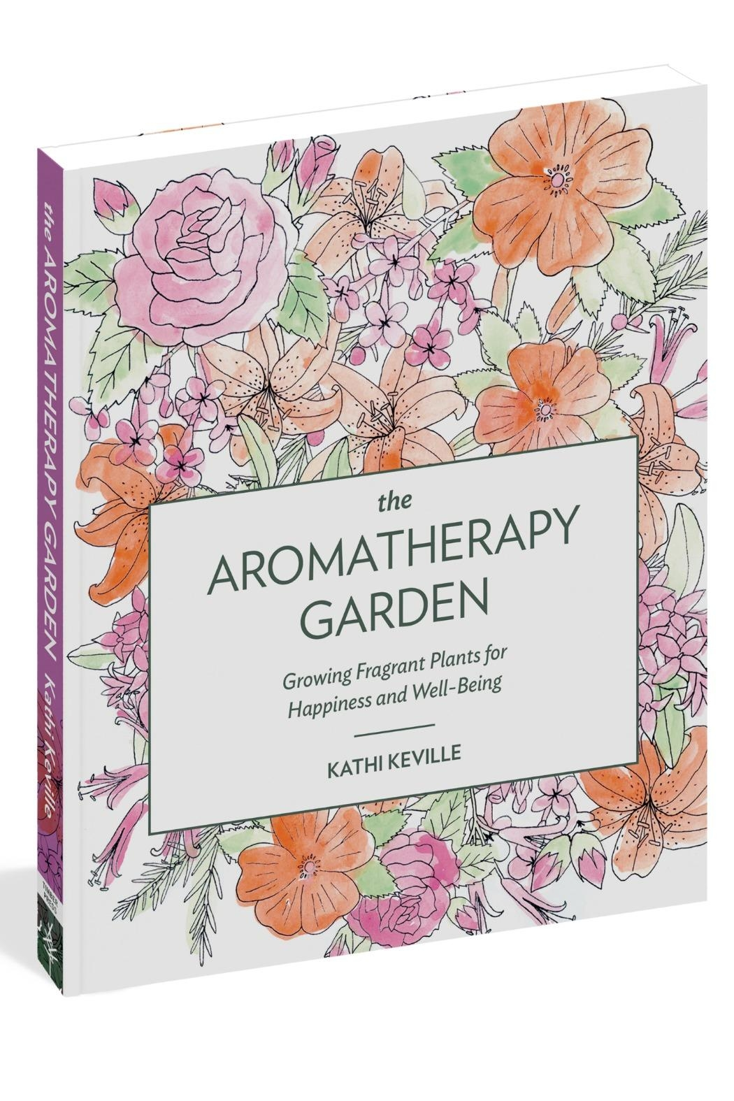 Workman Publishing The Aromatherapy Garden - Main Image