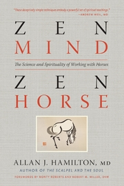 Workman Publishing Zen-Mind, Zen Horse - Product Mini Image