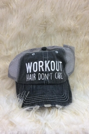 KATYDID Workout Hair Hat - Front cropped
