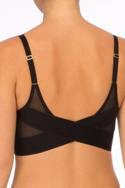 Spanx Mesh-Panel Sports Bra - Front full body