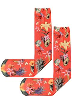 Shoptiques Product: Fruit Punch Knee Highs