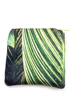 Shoptiques Product: Photoprint Leaf Pouch