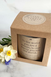 Farm Kitchen Candle Co. World Mother Candle - Product Mini Image