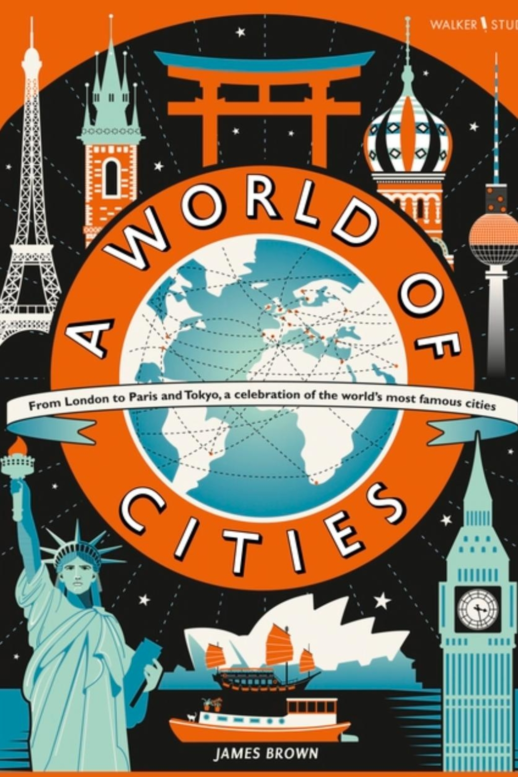 Penguin Books World Of Cities - Main Image