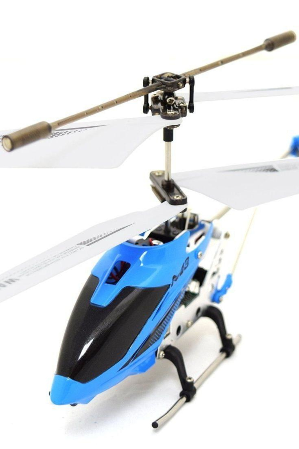 Super Impulse USA World's Smallest Helicopter - Front Cropped Image