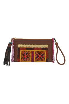 World Family Ibiza Ibiza Beaded Clutch - Alternate List Image