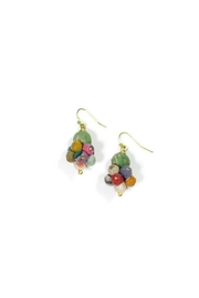 WorldFinds Kantha Drop Earrings - Product Mini Image