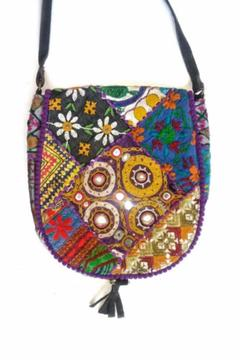 Shoptiques Product: Kutch Saddle Bag
