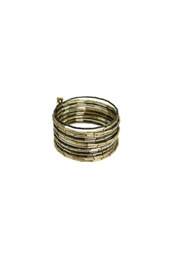 Shoptiques Product: Layer Cuff Bracelet