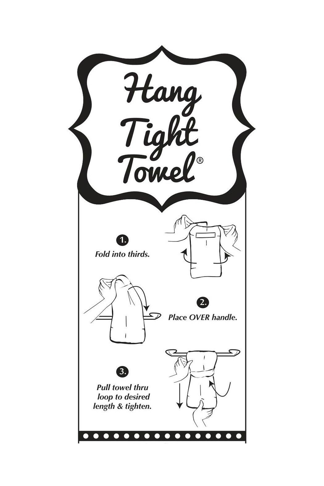 Twisted Wares™ Worry Dishes Towel - Side Cropped Image