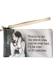 My Favorite Things Worst 10 Minutes Wristlet - Product Mini Image