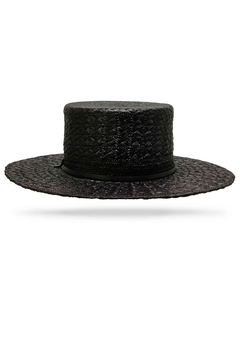 Shoptiques Product: Bolero Straw Hat
