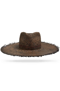 Worth & Worth Santa Fe Brown Hat - Product List Image