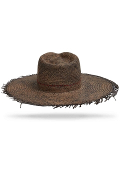 Worth & Worth Santa Fe Brown Hat - Alternate List Image
