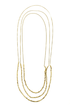 Shoptiques Product: Gold Layering Necklace