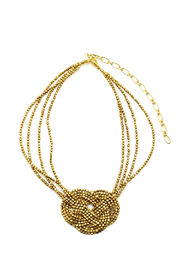 Worthwhile Wear Knotted Necklace - Product Mini Image
