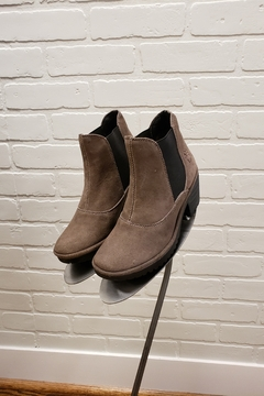Fly London Wote Suede Bootie - Alternate List Image