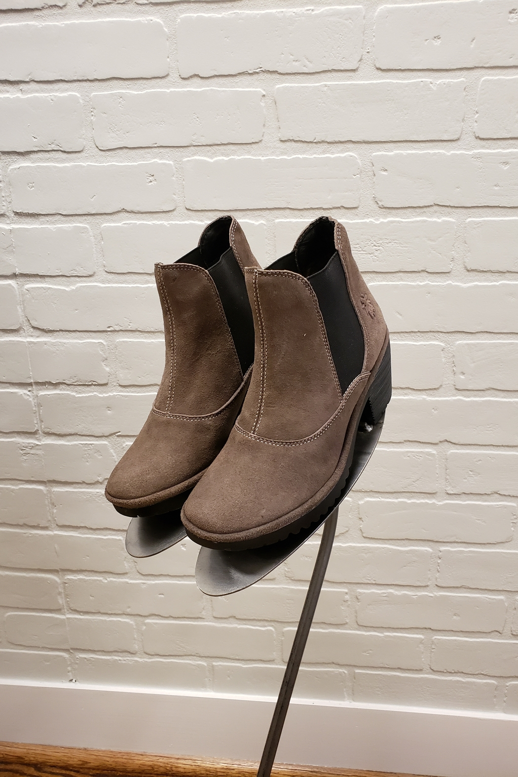 Fly London Wote Suede Bootie - Main Image