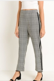 Gilli Woven Checked Pants - Product Mini Image