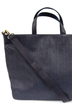 Shoptiques Product: Woven Convertible Shopper