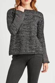 Indigenous Woven Cuff Pullover - Product Mini Image