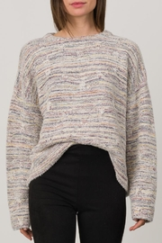 Margaret O'Leary Woven Effect Pullover - Product Mini Image
