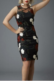 Frank Lyman Woven Floral Dress - Product Mini Image