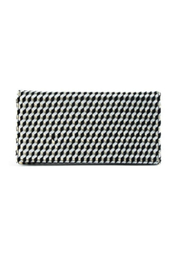 Sondra Roberts Woven Glitter Fabric Clutch - Product Mini Image