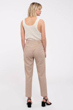 Mine and E&M Woven High Rise Pants - Alternate List Image