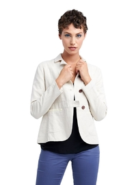 TAGS Woven Linen Jacket - Product Mini Image