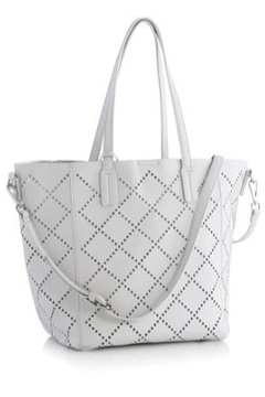 Shoptiques Product: Woven Pebbled Tote