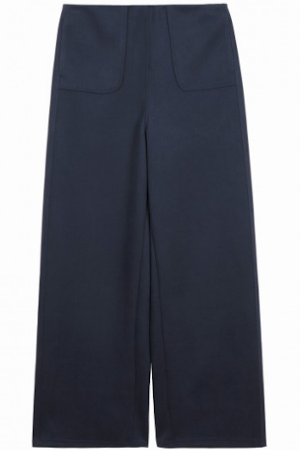 FRNCH Woven Peg Pants - Front Cropped Image