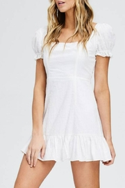 Emory Park Woven Ruffle Dress - Product Mini Image